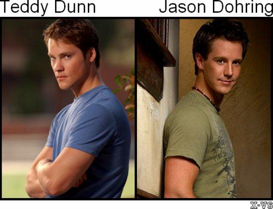 Teddy Dunn V.S Jason Dohring