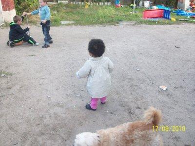tjr dans le jardin de mamie