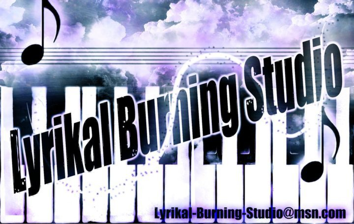 Lyrikal-Burning-Studio