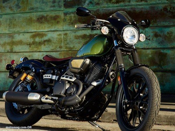 La Yamaha 950 Bolt