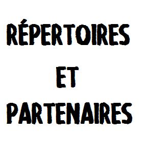 Répertoires et Partenaires