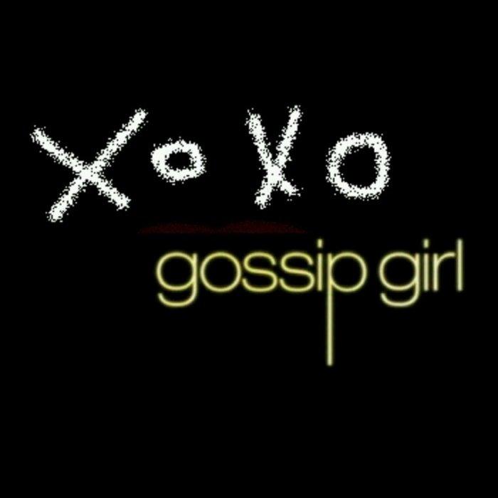 Xoxo gossipgirl
