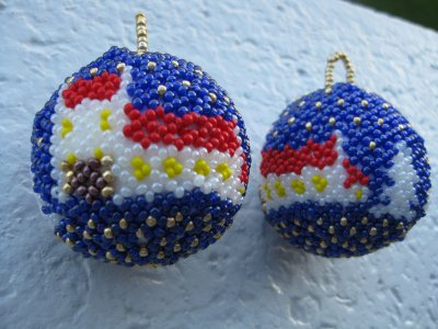 deux nouvelles boules