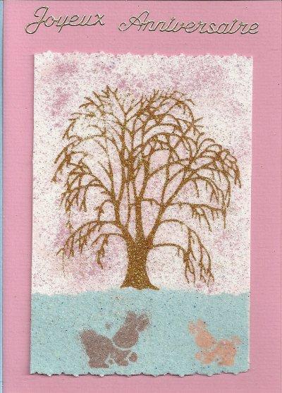 cartes avec arbre