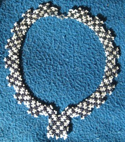 dentelles de perles