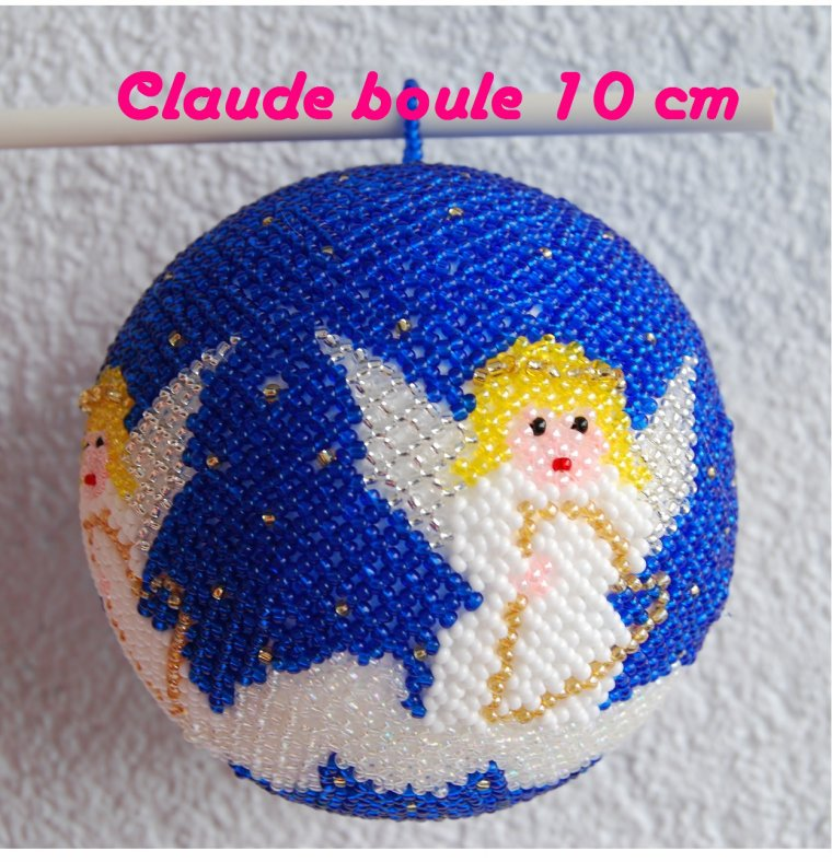 boule anges