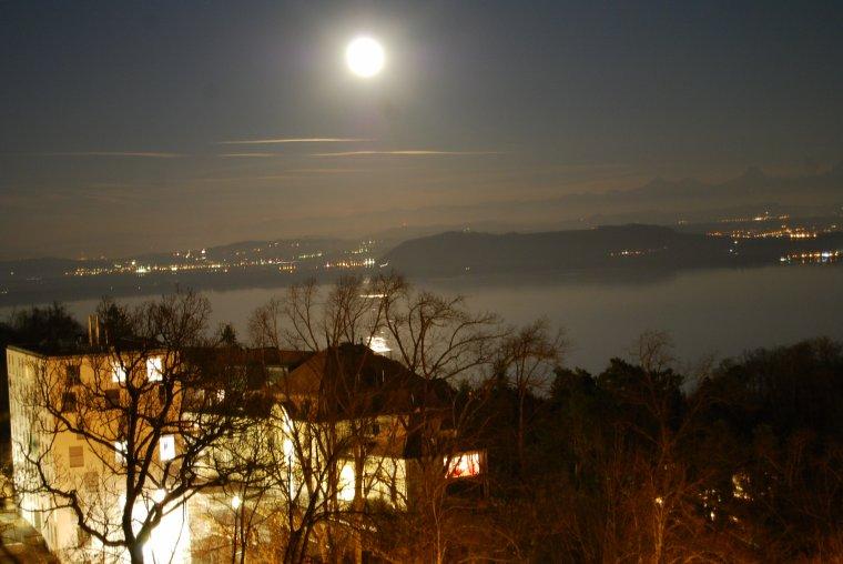 1ère photo de nuit