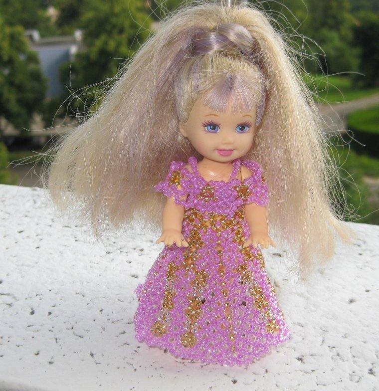1ère poupée