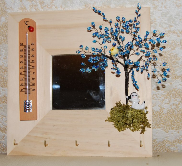un arbre miroir