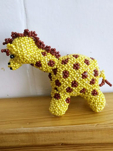nouveauté une girafe