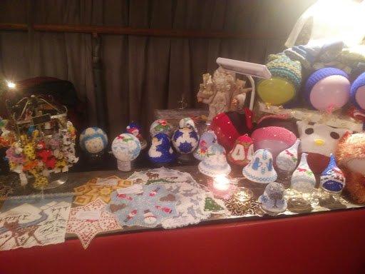 Le marché artisanal de Cernier
