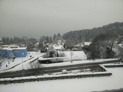 c'est encore l'hiver !