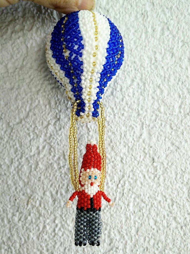nouvelles créations : montgolfières
