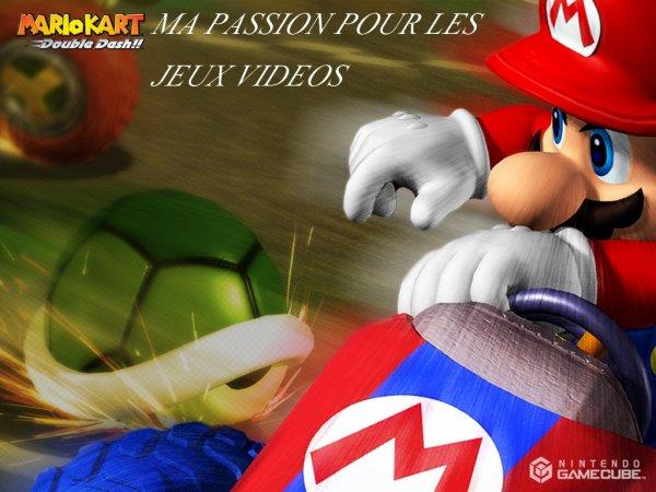 ★★★Ma Passion Pour Les Jeux Vidéos★★★