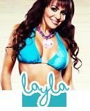 Layla (création 600x400 + 4 avatars 130x160 transparents)