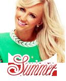Summer Rae (2 grandes créations + 4 avatars 130x160 sur fond transparent)