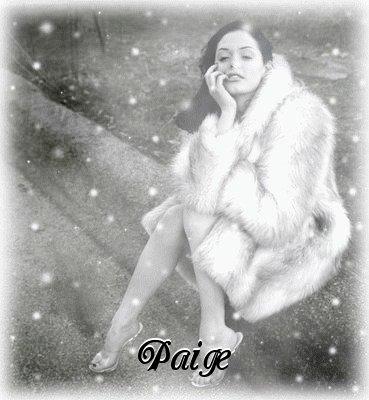 Paige.