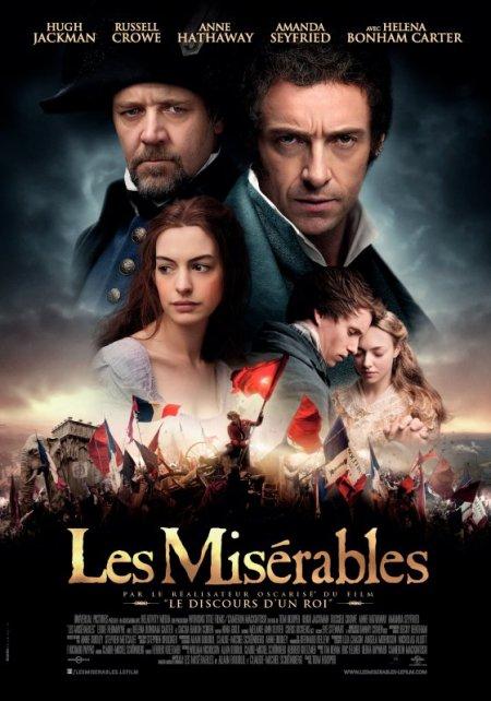 Critique (ouh c'est nul/ouah c'est bien) de film : Les Misérables (2013)