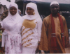 Aliman,Sana et Mouhalim kangouté