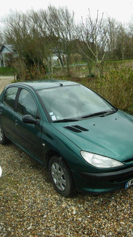 nouvelle voiture!