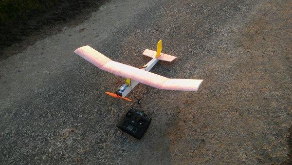 je reprends le modelisme avion 😊