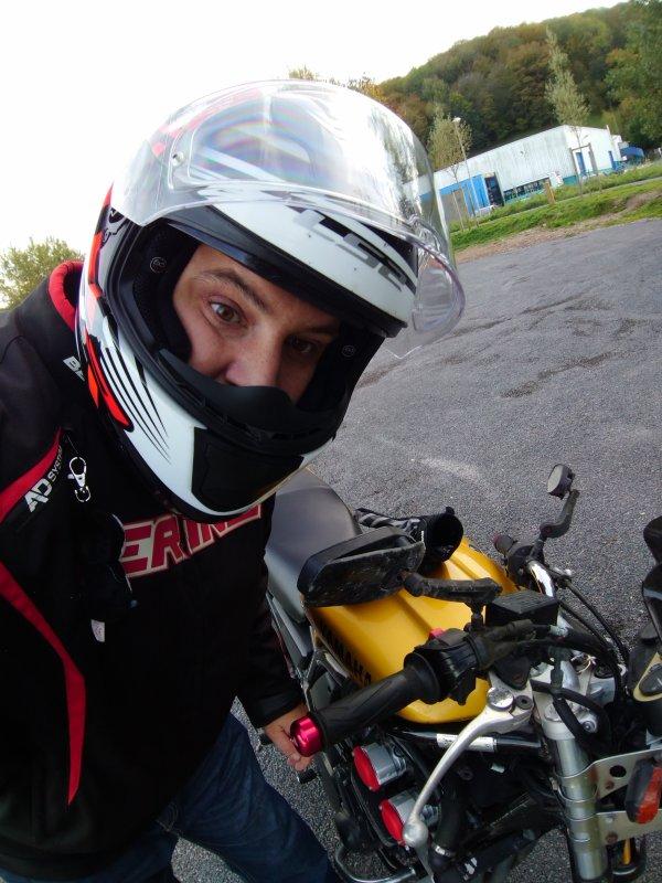 Ptit tour en moto
