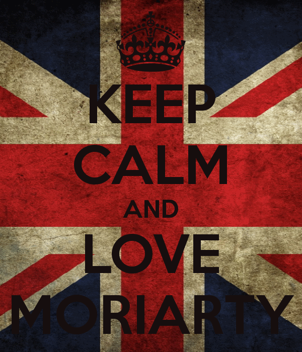 Jim Moriarty <3