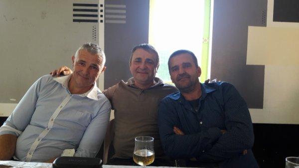 les trois compéres