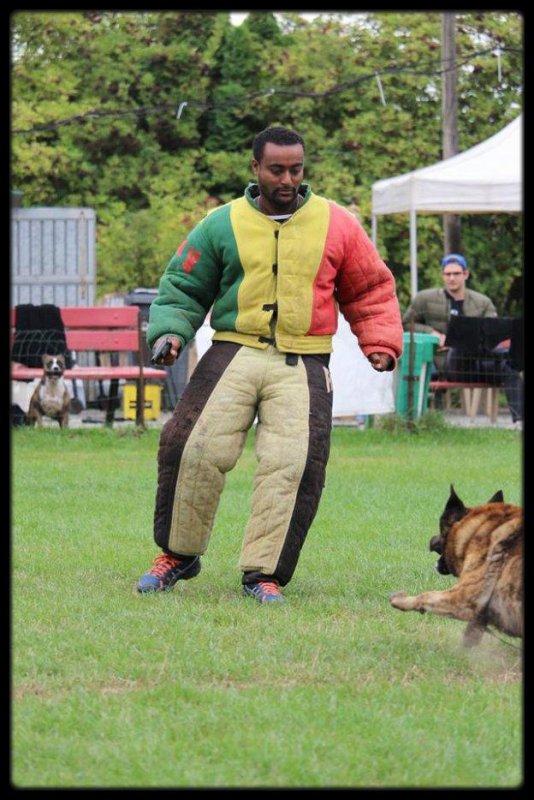 Litornord's Heroes entraînement