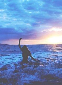 Ses vagues californiennes..