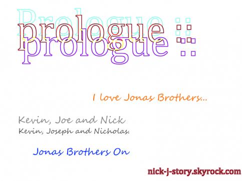 Prologue ::