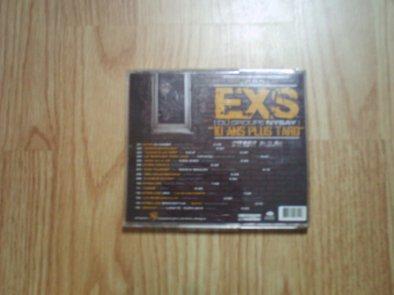 """CD """"10 ans plus tard"""" Exs (2007) !!"""