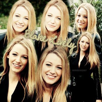 » NoMoreSecret «   » Article o5 : Actrice → Blake Lively