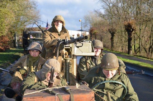 Bastogne, fête des noix 2012