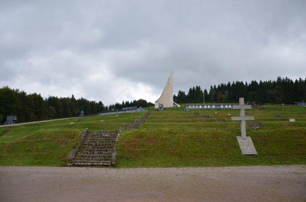 Camp de Struthof et Mémorial ( Alsace )