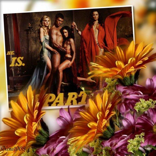 SPARTACUS : VENGEANCE  LA  SAISON  2  ARRIVE  SUR  ORANGE LE  27  MAI  2012