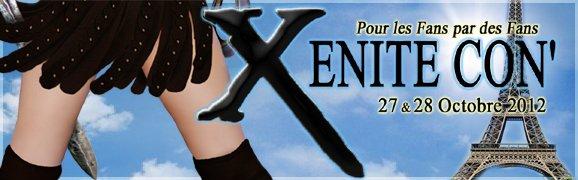 Xenite Con' : Le programme / The schedule pensez à leur rendre visite sur ce site