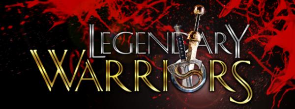LEGENDARY  WARRIORS / Pensez à aller sur le site de X - I