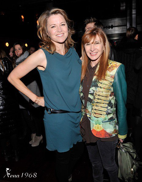 LUCY  LAWLESS  ET  NICOLE  MILLER