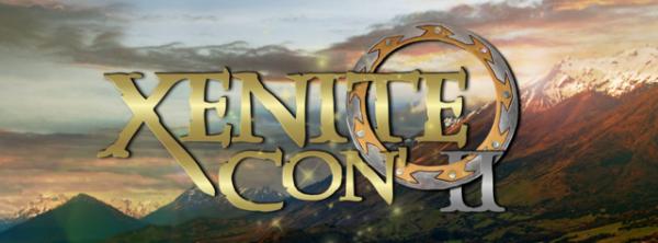 XENITE  CON' II : 2EME  GUEST / 2ND  GUEST/pour plus de renseignements rendez-vous sur le site