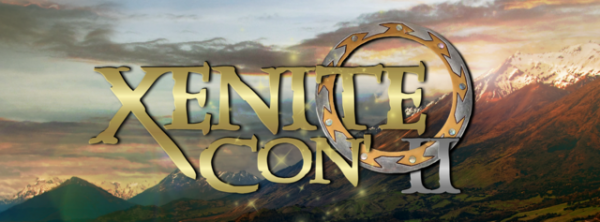 Xenite Con' II : Dernier Pass VIP en achat direct ! / Last VIP Pass put up directly for sale!