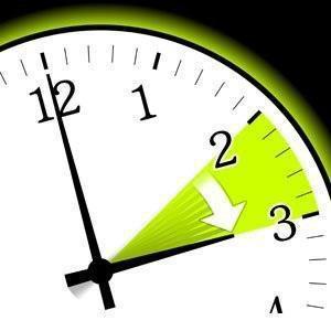 BONJOUR  A  TOUS  VOUS  AVEZ  PENSEZ  A  RECULER VOS  AIGUILLES  D' 1  HEURE?