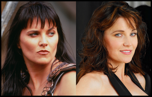 XENITE CON' III : LUCY LAWLESS EN FRANCE ! / LUCY LAWLESS IN FRANCE ! ( SUPER )