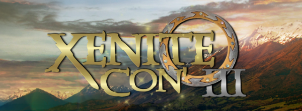 Xenite Con' III : 1er Pass Titan (VIP) en enchère / 1st Titan (VIP) Pass for auction