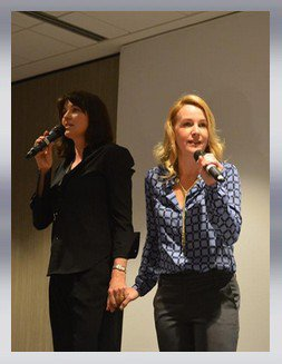 LUCY  LAWLESS  ET  RENÉE  O' CONNOR