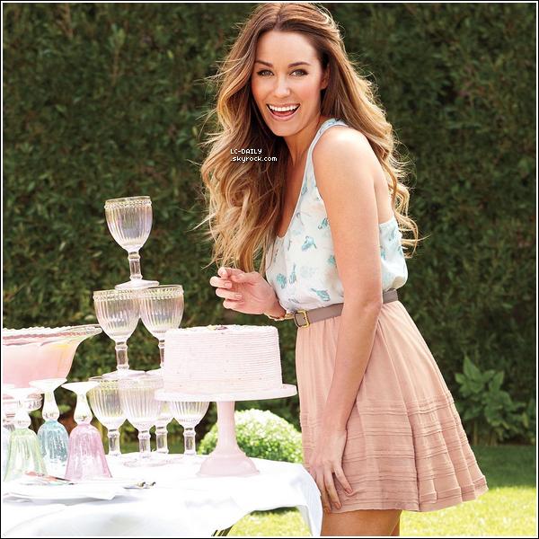. 12 Mai 2011 : Une nouvelle photo pour le photo de la collection de Lauren vient d'apparaître. .