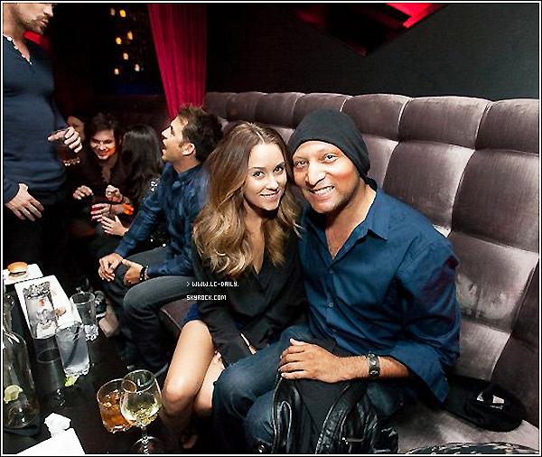 . 15 Juin 2011 : Lauren était présente à l'anniversaire de Kevin Todd au Tru Hollywood Nightclub.  .