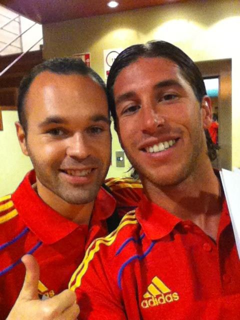 sergio & andres