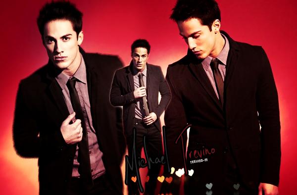 Michael Trevino, le beau Tyler dans la série The Vampire Diaries !