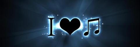 Toute la musique qu'on aime.. <3